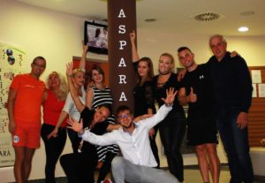 Fitnes i Wellness Aspara Team